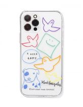 [MARK GONZALES] MULTI DRAWING PHONE CASE iPhone12/proケース