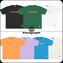 Paragraph(パラグラフ) Tシャツ・カットソー [PARAGRAPH]★韓国大人気★Flame Printing シャツ No.54