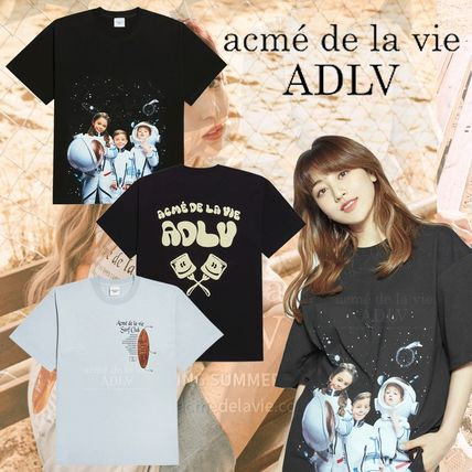 [アクメドラビ] ACME DE LA VIE - SHORT SLEEVE T-SHIRT (3種類)