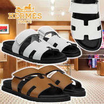 【HERMES】21AW Sandalen Chypre Leather 2colors サンダル