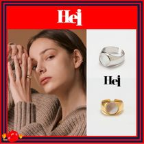 [Hei]芸能人着用/mother-of-pearl ring /兼用◆追跡付