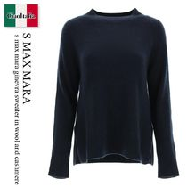 s max mara ginevra sweater in wool and cashmere