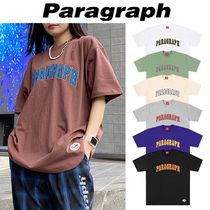 Paragraph★21SS★Heritage Embroidery Logo T-shirt (No.40)