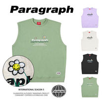 Paragraph★21SS★Smile Flower Embroidery Vest (No.27)