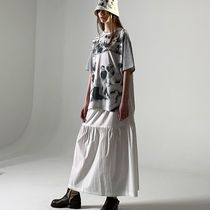 21HS ☆[TheOpen Product] / PEOPLE PRINT HOOK AND EYE T-SHIRT