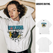 [Grooverhyme] SPACE HOLE T-SHIRTS [LRPMCTA424M]