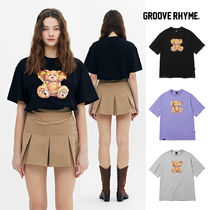 GROOVE RHYME(グルーヴライム) Tシャツ・カットソー [Grooverhyme] NOMAD BEAR T-SHIRTS [LRPMCTA426M]