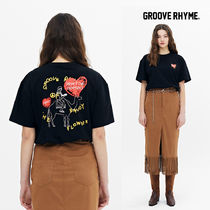 GROOVE RHYME(グルーヴライム) Tシャツ・カットソー [Grooverhyme] HEART OF NOMAD T-SHIRTS [LRPMCTA429M]