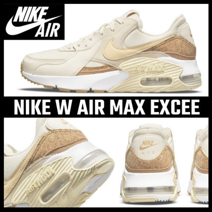 Nike スニーカー 【NIKE】WMNS NIKE AIR MAX EXCEE コルク