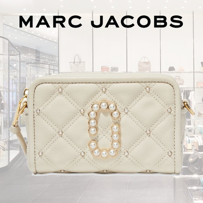 「SALE★21SS」★MARC JACOBS★The Quilted Softshot バッグ (MARC JACOBS/ショルダーバッグ・ポシェット) 68862364
