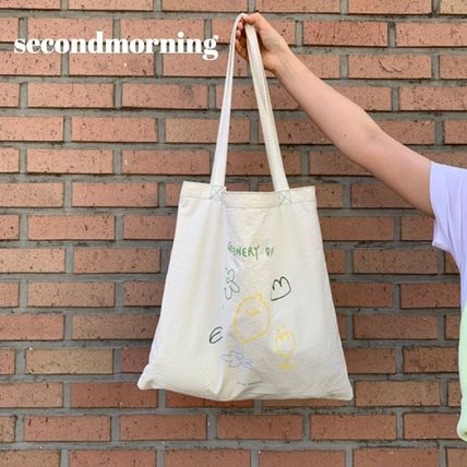 【second morning×one more bag】greenery day! エコバック