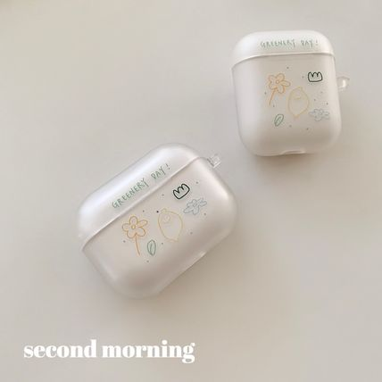 【second morning×one more bag】greenery day! AirPods case