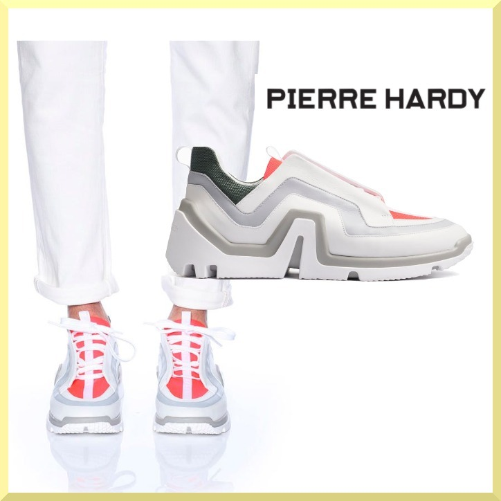 2021SS[Pierre Hardy]BASKETS VIBE★バイブスニーカー☆SNEAKERS (Pierre Hardy/スニーカー) 68866202