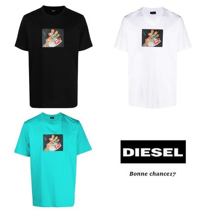 【DIESEL】T-JUST-A36 ロゴTシャツ