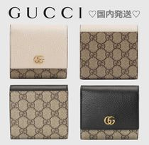 【Gucci】GG Marmont wallet 国内発送 GGマーモントウォレット