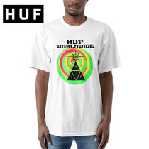 HUF ハフ We Give You T-Shirt Tシャツ 半袖