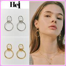 【Hei】figure eight knot earring〜ピアス★Brave Girls着用