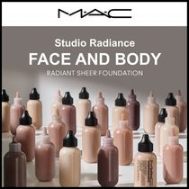 ☆MAC☆ RADIANCE FACE AND BODY RADIANT SHEER FOUNDATION