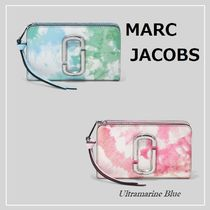 MARC JACOBS☆THE SNAPSHOT TIE DYE COMPACT WALLET☆