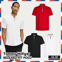 Tommy Hilfiger(トミーヒルフィガー) メンズ・トップス Tommy Hilfiger★RELAXED FIT POLO