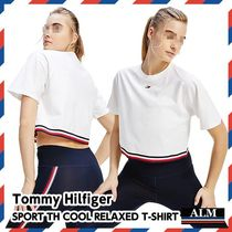 Tommy Hilfiger(トミーヒルフィガー) レディース・トップス Tommy Hilfiger★SPORT TH COOL RELAXED T-SHIRT