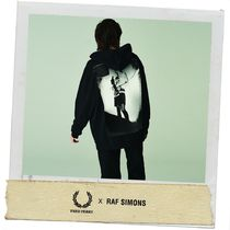 ★ RAF SIMONS x FRED PERRY ★ プリントパッチーディ