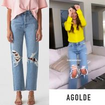 AGOLDE ミランダカー愛用 90'S MID RISE LOOSE FIT IN FALL OUT