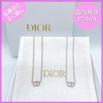 DIOR CLAIR D LUNE ネックレス CDロゴ☆ギフト◆国内発送◆