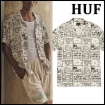 HUF * 420 DAY IN THE LIFE 半袖シャツ