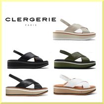 2021SS[clergerie]SANDALS FREEDOM★雑誌掲載☆サンダル
