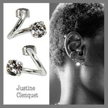 【Justine Clenquet】人気★ヴィッキーピアス vicky-earrings