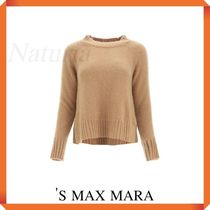 S Max Mara Caio Cashmere And Mohair Sweater
