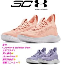 UNDER ARMOUR (アンダーアーマー ) スニーカー 【NY発★新作】UNDER ARMOUR Curry Flow 8 Basketball Shoes