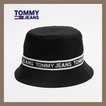 TOMMY JEANS♠ロゴテープ/バケットハット