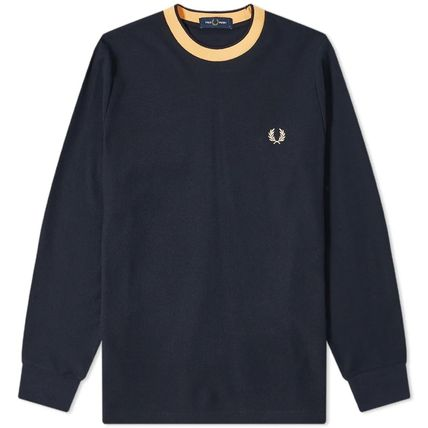 ★FRED PERRY AUTHENTIC  CREPE JERSEY TEE   Tシャツ 関税込★