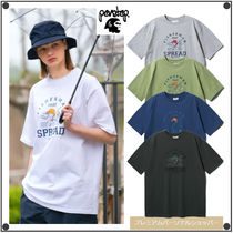 PERSTEP正規品のユニセックスSpread T-Shirt 全5色