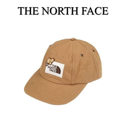 ★THE NORTH FACE★BERKELEY 6 PANEL ロゴ キャップ /関送込