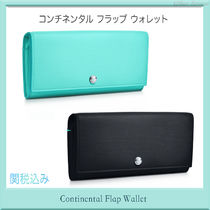 Tiffany&CO.★Continental Flap Wallet フラップ ウォレット♪