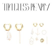 TIMELESS PEARLY★タイムレスパーリー★ ピアス 日本未発売