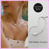 【VINTAGE HOLLYWOOD】Mild Midday Necklace〜ネックレス★21SS