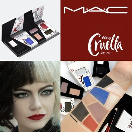 【MAC】Disney Cruella collection EYESHADOW × 8 アイシャドウ