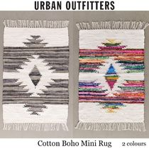 ★Urban Outfitters★コットンボーホーミニラグ 60×90cm