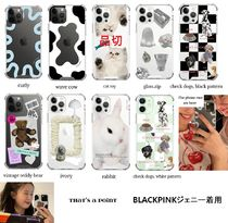 BLACKPINKジェニー着用[that`s a point] THE PHONE CASE HERE!!
