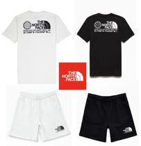 THE NORTH FACE Coordinates tee & short セットアップ