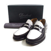 PARABOOT::Columbiaローファー:8[RESALE]