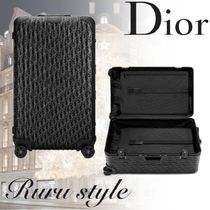 【21SS最新作/直営店】DIOR AND RIMOWA トランク スーツケース