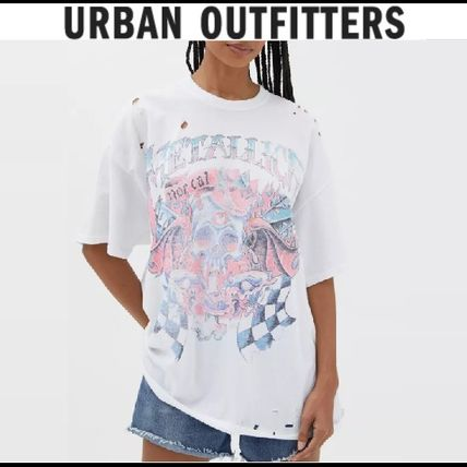 ☆UO限定☆【Urban Outfitters】Distressed Metallica T-Shirt