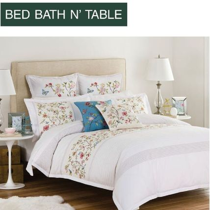 Bed Bath N Table Giselle Quilt Cover+ 2X 枕カバーのセット