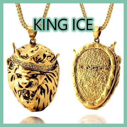 ◆KING ICE◆ANTIQUE  LION  ネックレス(送料込み)