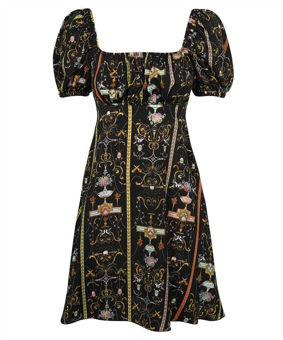 Versace Jeans Couture D2HWA440 CREPE DE CHINE PRINT Dress (VERSACE JEANS/ワンピース) D2HWA440 S0991 899